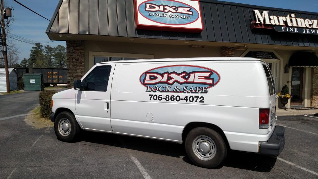Service Areas Locksmith Dixie